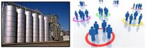 Silos Organizacionales - Una analogía de impacto en los negocios